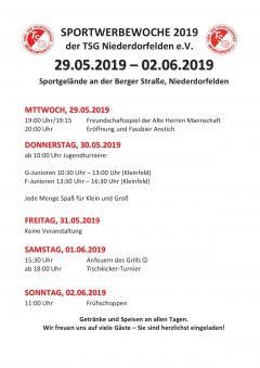 Sportwerbewoche 2019