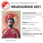+++ Neuzugänge 2021 +++