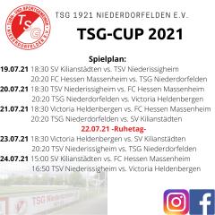 +++ TSG - Cup 2021 +++