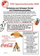 Schoppe-Turnier 2020